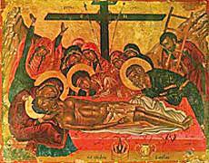 Great & Holy Saturday Divine Liturgy of St. Basil at 10 AM - Nocturn, Matins, Divine Liturgy 11:30 PM