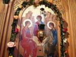 Feast of the Holy Trinity - Pentecost - International Coffee Hour - Sunday