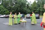 Blessing of Cars Following Divine Liturgy