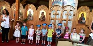 Holy Protection Orthodox Christian Preschool Graduation 2016